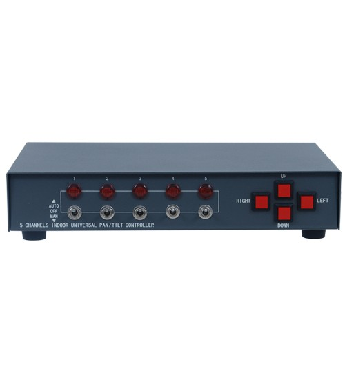 5-Channel Pan/Tilt Controller (ZTP645C)