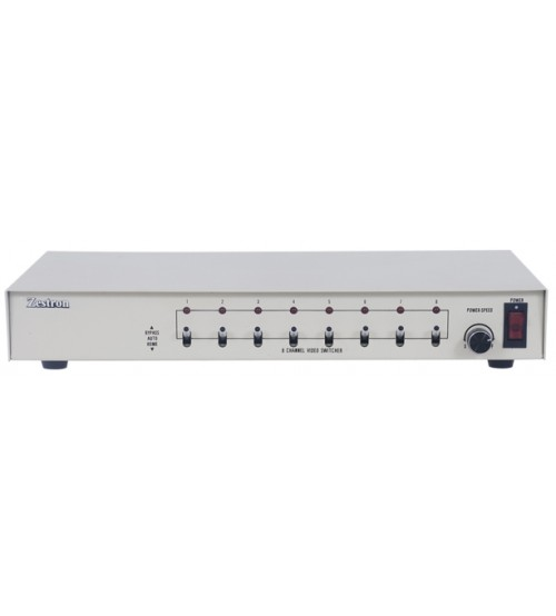 Video Switcher 8 Input, 1 Output (ZTS108)