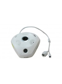 Wireless Panoramic IP Camera 360 Degree
